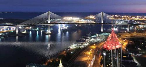 Mobile River Bridge rendering
