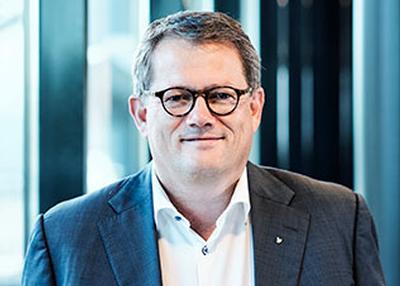 Jotun CEO Morten Fon