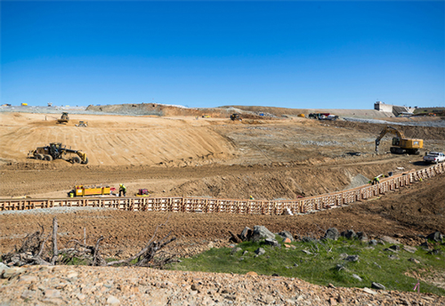 Oroville Dam Secant Wall Complete : PaintSquare News
