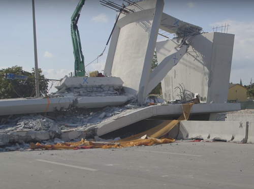 FIU collapse