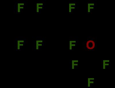 PFA structure