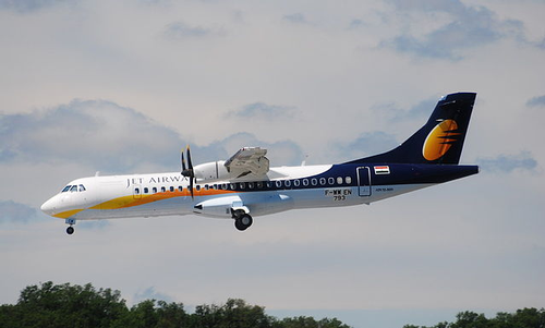 Jet Airways jet