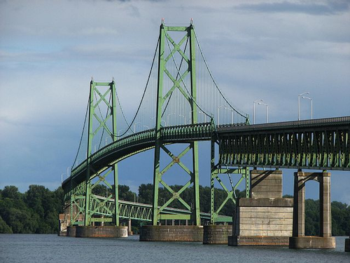 Ogdensburg-Prescott International Bridge