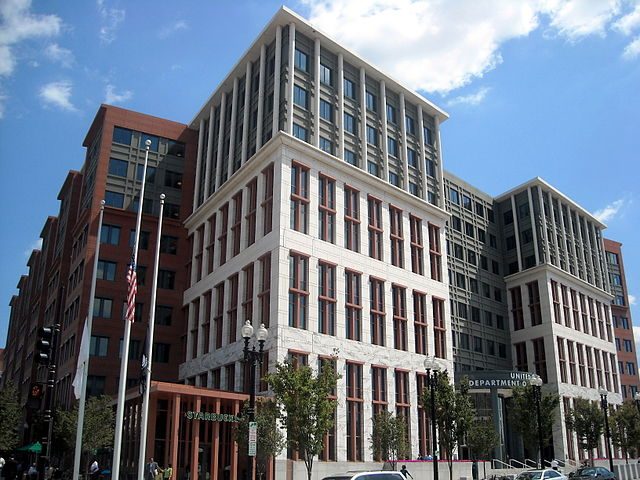 US DOT headquarters