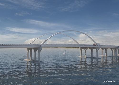 Cracks Halt Pensacola Bay Bridge Construction : PaintSquare News
