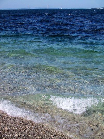 Mackinac Straits