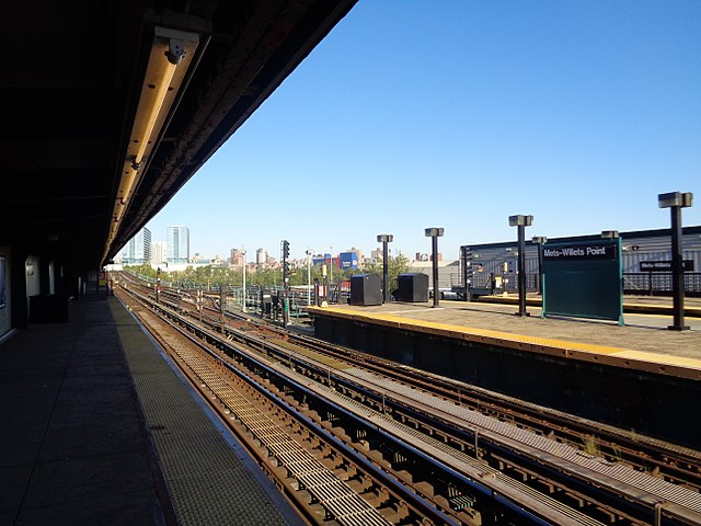 Willets Point Station
