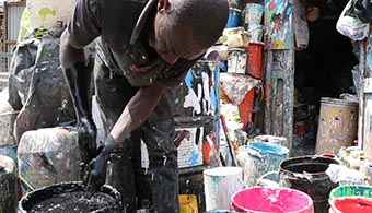 UN Agency Targets Lead Paint in Kenya