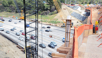 LA Metro to Pay I-405 Contractor $300M
