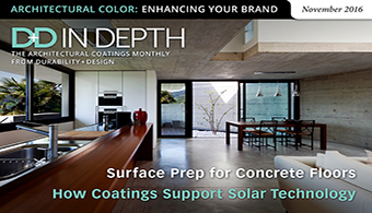 Surface Prep, Solar Tech Star in New Issue