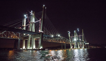 New Tappan Zee Reaches New Heights