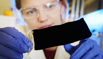 US Infrared Firm Gets Vantablack Rights
