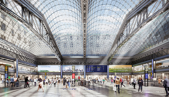 Cuomo Launches Penn Station Overhaul