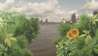 London's Planned Garden Bridge in Jeopardy