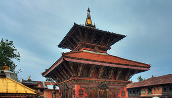 Restoring a Quake Damaged Temple