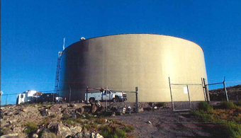 Bids Requested to Paint 2.5MG Water Tank