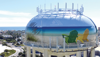 FL Water Tank Named 2017's Best