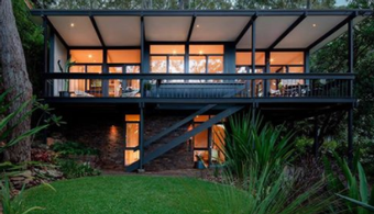 Australian Home Features Zinc Fireproofing