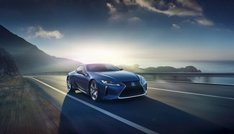 Lexus Reveals Paint it Took 15 Years to Make