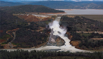 Cost of Oroville Dam Repair Nearly Doubles