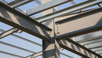 Zinc Coating Expands into Structural Steel Market