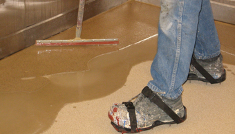 Floor Coatings Made for Quick Cure