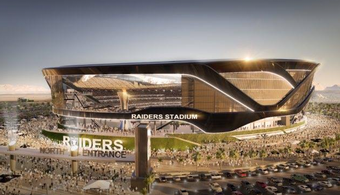 Completion Date Set for $2B Las Vegas Stadium