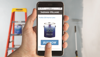 Sherwin-Williams Launches New Online Tool