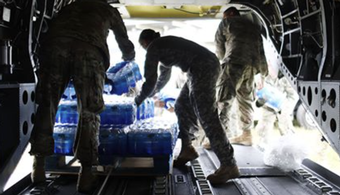 White House Submits Third Disaster Aid Package