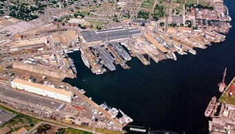 Workers Allege Lead Exposure at VA Shipyard