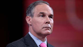 Pruitt Begins Tenure as EPA Head