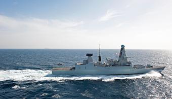 EDA Completes Naval Corrosion Study
