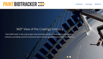 Paint BidTracker Unveils Improvements