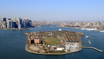 Governors Island Group Sues Contractors