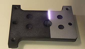 Laser Line Offers Non-Abrasive Surface Prep