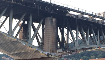 Report: Fires Went Unreported on PA Bridge