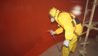Tank Epoxy Designed for Ease of Application