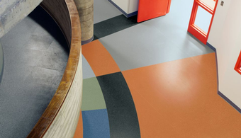 Flooring Designed for Healthcare, Education