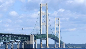 Mackinac Bridge Painting Job Awarded