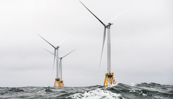 Bid Accepted for Offshore NC Wind Farm
