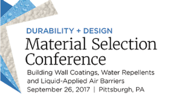 Material Selection Conference Registration Underway