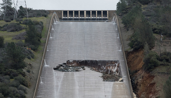 Report: Cracking, Spalling Led to Dam Damage