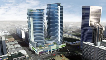 $500M Condo High-Rises Planned for Downtown Denver