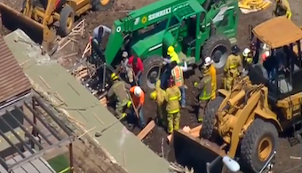 OSHA Fines CA Companies for Fatal Wall Collapse