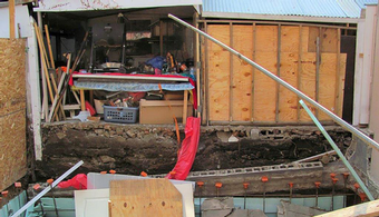 Charges Filed in NY Wall Collapse Death