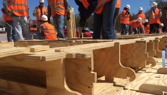 Framing Method Eschews Construction Trappings