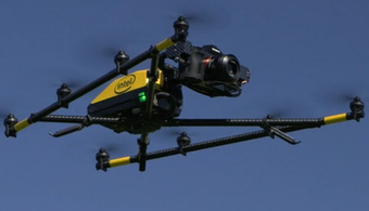 Intel Touts Drones for Inspection