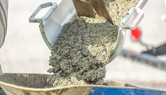 Study Supports Spent Abrasive in Concrete