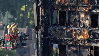 Cladding in Fatal London Tower Fire ID'd