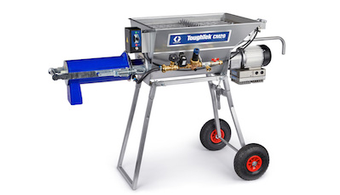 New Portable Mixer Allows for Economical Approach